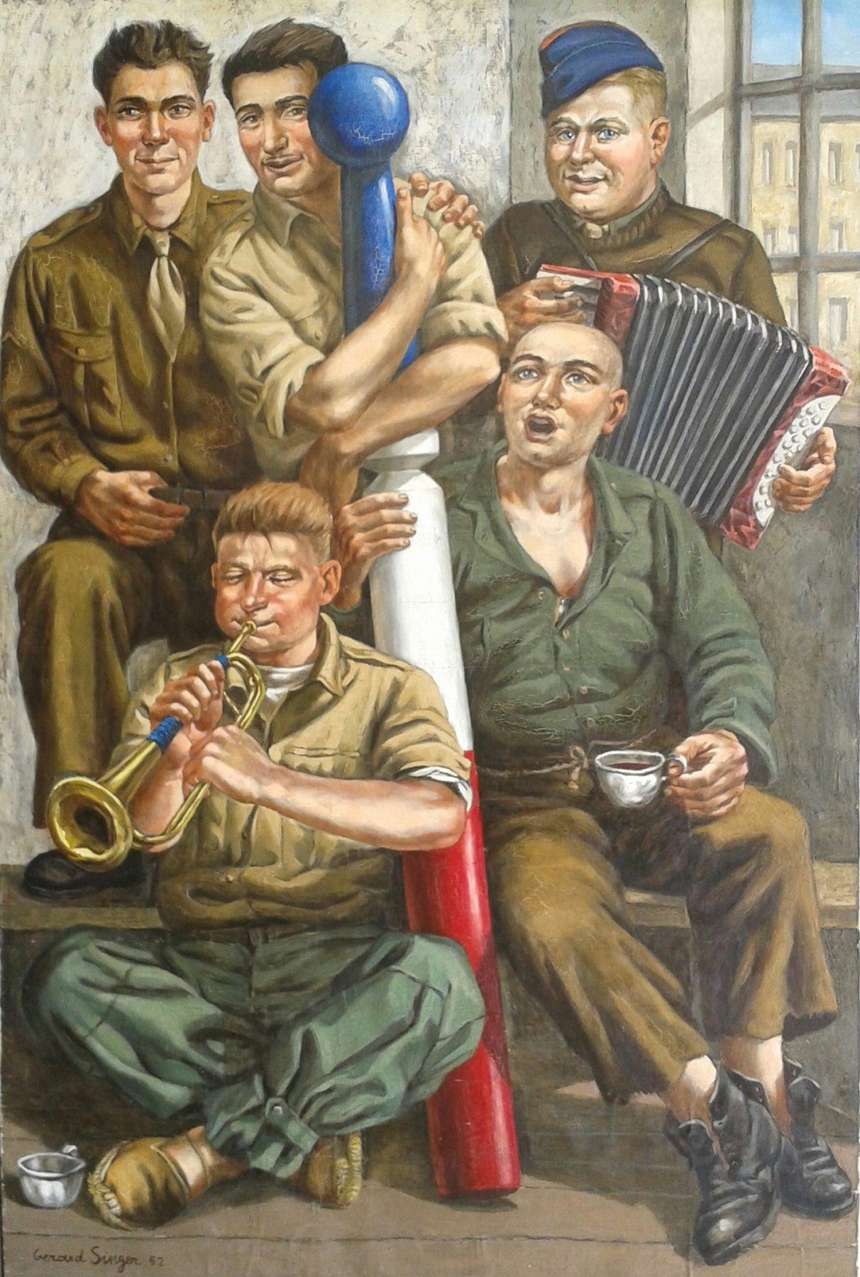 gerard singer la quille