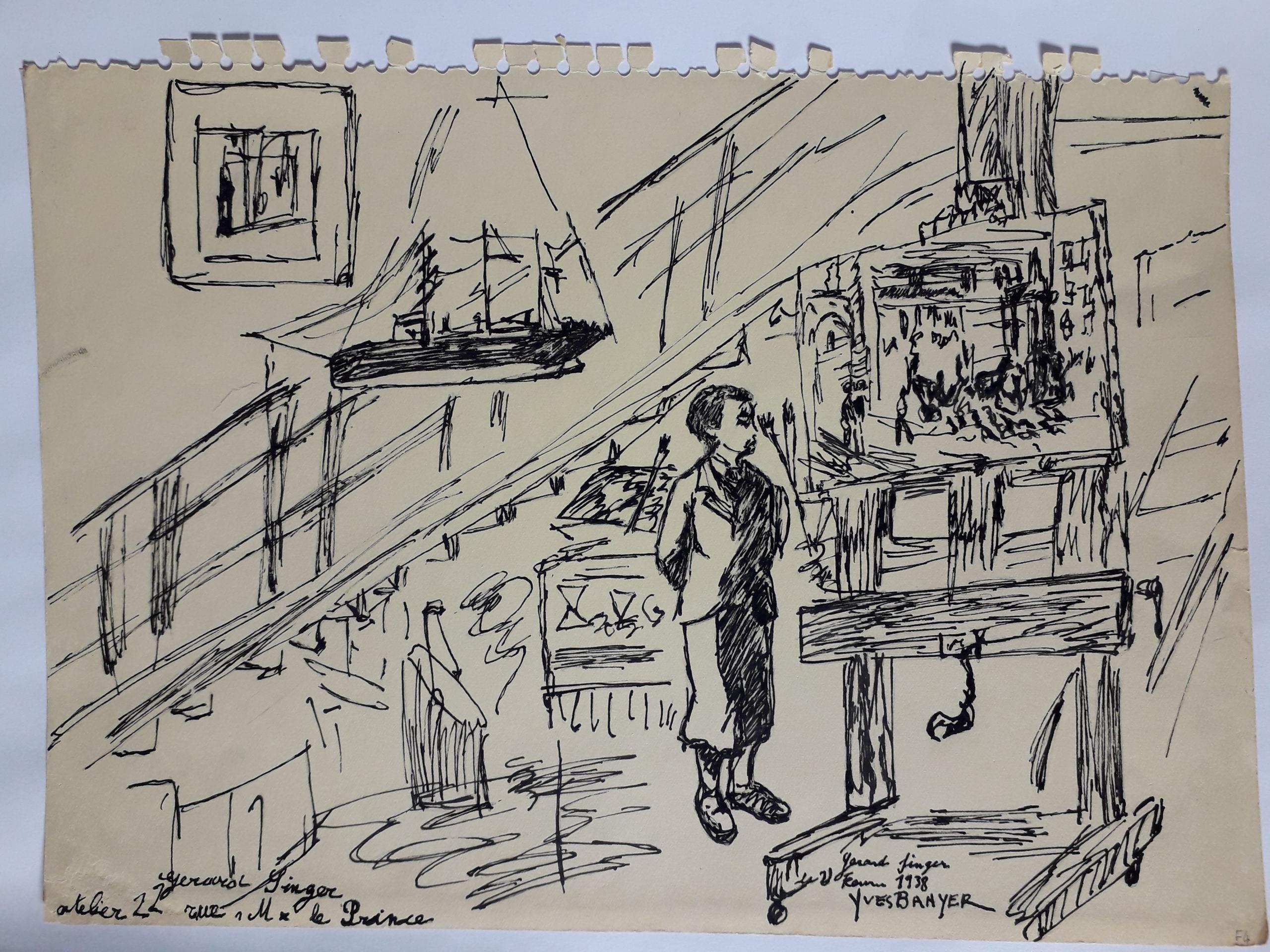 brayer-yves-dans-mon-atelier-avec-gerard-singer-1938-F4