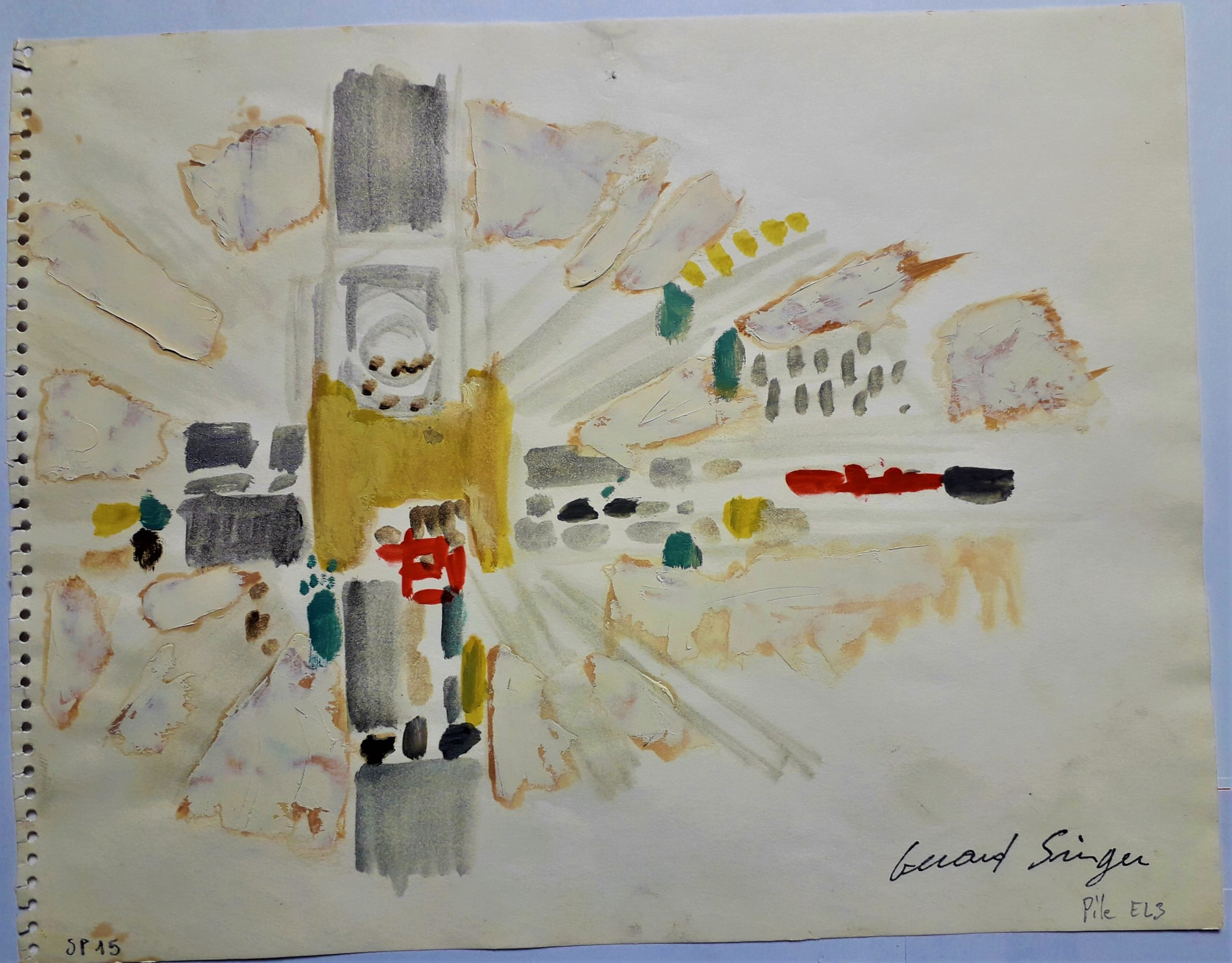 singer-gerard-pile-EL3-saclay-sp15